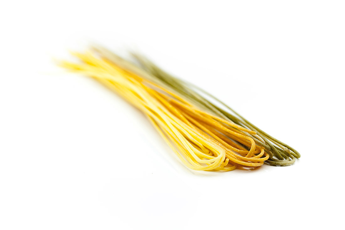 Spaghetti bunt