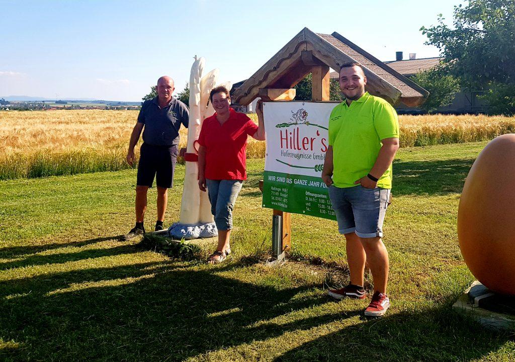 Hiller | Bondorf | Spargel | Eier | Nudeln | Hofladen | regional